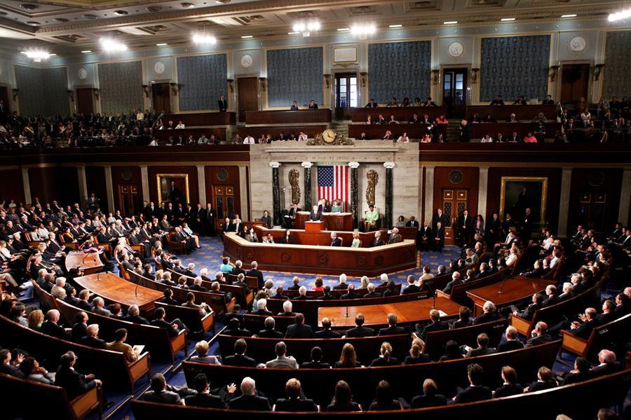 الكونغرس يبدأ جلسة جديدة في قضية عزل ترامب