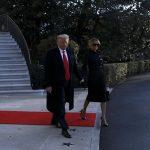 ترمب يغادر البيت الأبيض بعد انقضاء فترته الرئاسية