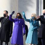تنصيب بايدن الرئيس الـ 46 للولايات المتحدة