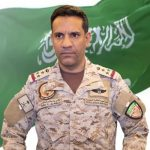 """اعتراض وتدمير صاروخ بالستي """"واحد"""" تجاه الرياض وعدد 6 طائرات دون طيار """"مفخخة"""" تجاه المملكة"""