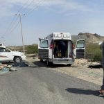 حادث تصادم بطريق جدة مكة السريع ينهي حياة شخص ويصيب 16