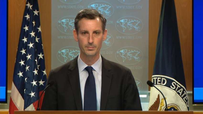 أميركا تعرب عن مخاوفها من سلوك إيران في المنطقة