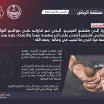 الرياض.. ضبط مواطن اعتدى على آخر بدهسه عمدا والاعتداء عليه ما تسبب في وفاته