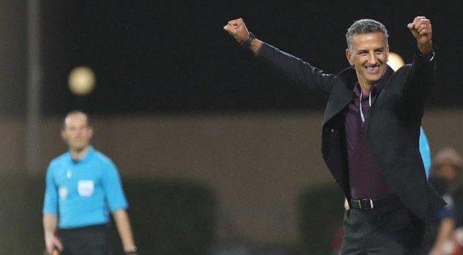 رسمياً.. شاموسكا مدرباً لنادي الشباب لمدة موسمين