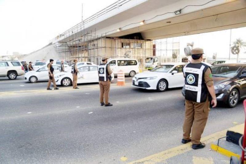 قيادة قوات أمن الحج تضبط 20 مخالفًا لتنظيم وتعليمات الحج