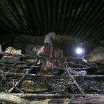 ارتفاع حصيلة ضحايا حريق مستشفى جنوب العراق