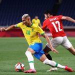 المنتخب المصري يودع منافسات كرة القدم الأولمبية في طوكيو