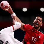 المنخب المصري يتأهل لنصف نهائي أولمبياد طوكيو في منافسات كرة اليد على حساب نظيره الألماني