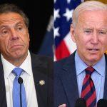 بايدن يدعو حاكم نيويورك إلى الاستقالة بعد اتهامه بالتحرش الجنسي