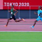 الياسين ينهي مشاركته في أولمبياد طوكيو بحلوله رابعاً