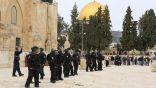 مئات المستوطنين يقتحمون المسجد الأقصى في ذكرى احتلال القدس
