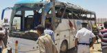 الداخلية المصرية: هجوم المنيا نفذه مسلحون في 3 سيارات دفع رباعي